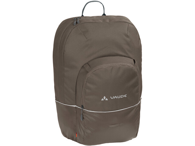 VAUDE Cycle 22 2-in-1 Dagrugzak, coconut